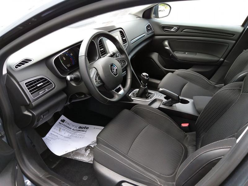 Renault Megane 1.5 DCI 110CH ENERGY BUSINESS Gris occasion à La Chapelle-Basse-Mer - photo n°3