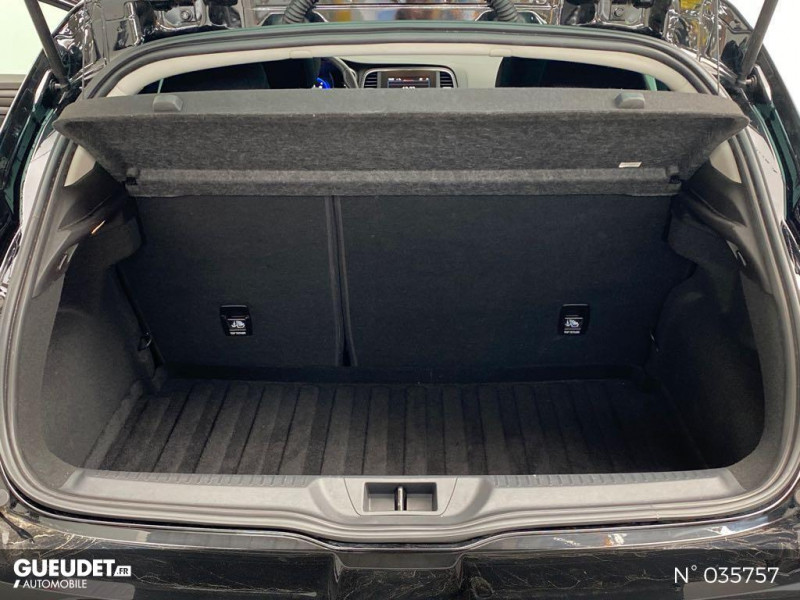 Renault Megane 1.5 dCi 110ch energy Limited EDC Noir occasion à Abbeville - photo n°14
