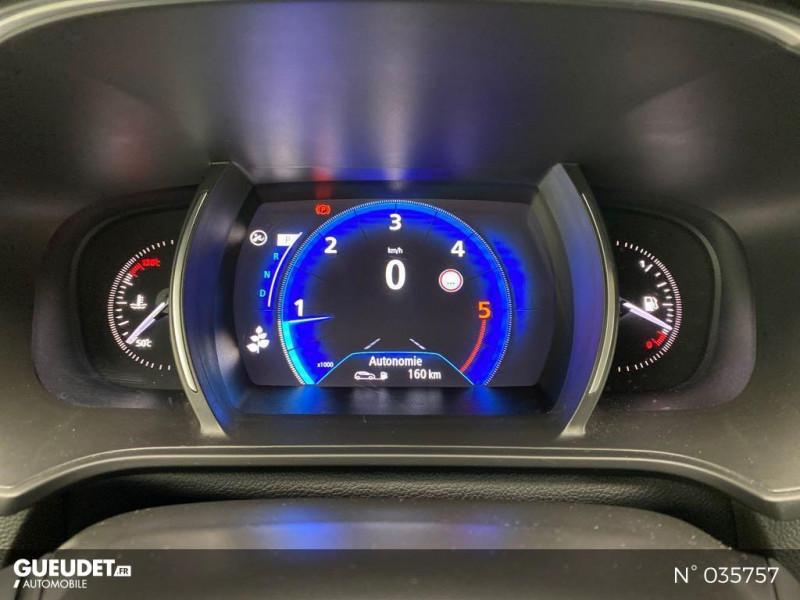 Renault Megane 1.5 dCi 110ch energy Limited EDC Noir occasion à Abbeville - photo n°12