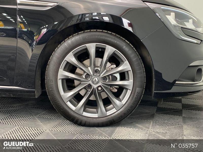 Renault Megane 1.5 dCi 110ch energy Limited EDC Noir occasion à Abbeville - photo n°9