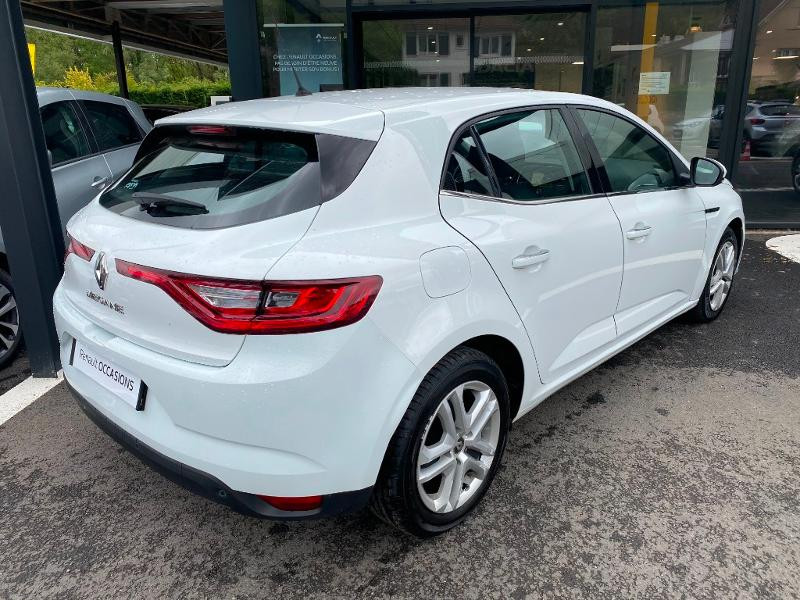 Renault Megane 1.5 dCi 90ch energy Business Blanc occasion à Figeac - photo n°2