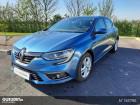 Renault Megane 1.5 dCi 90ch energy Business Bleu à Glos 14