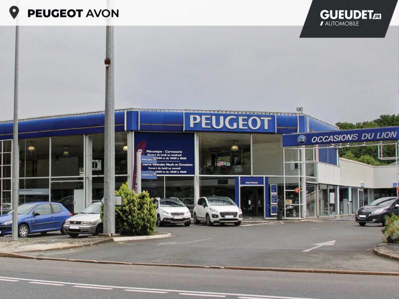 Renault Megane 1.5 dCi 90ch Limited eco² Blanc occasion à Avon - photo n°18