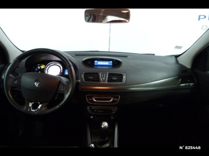 Renault Megane 1.5 dCi 90ch Limited eco² Blanc occasion à Avon - photo n°4