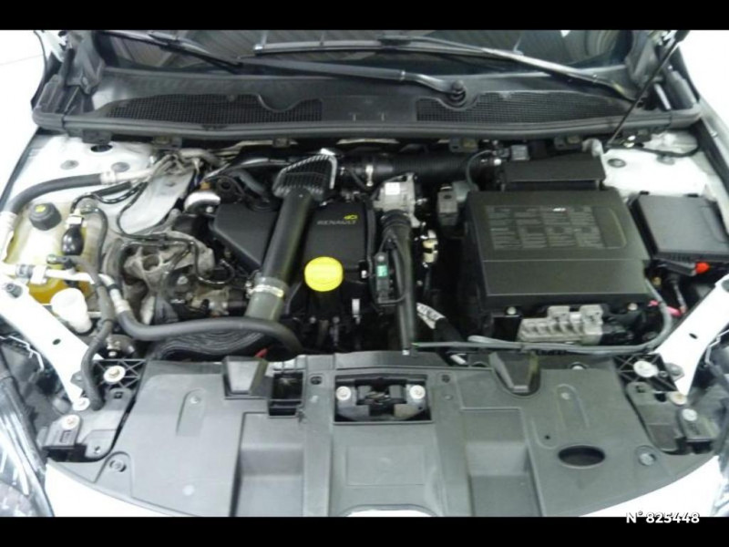 Renault Megane 1.5 dCi 90ch Limited eco² Blanc occasion à Avon - photo n°11