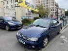 Renault Megane 1.6 16V 110CH PRIVILEGE Bleu à Pantin 93