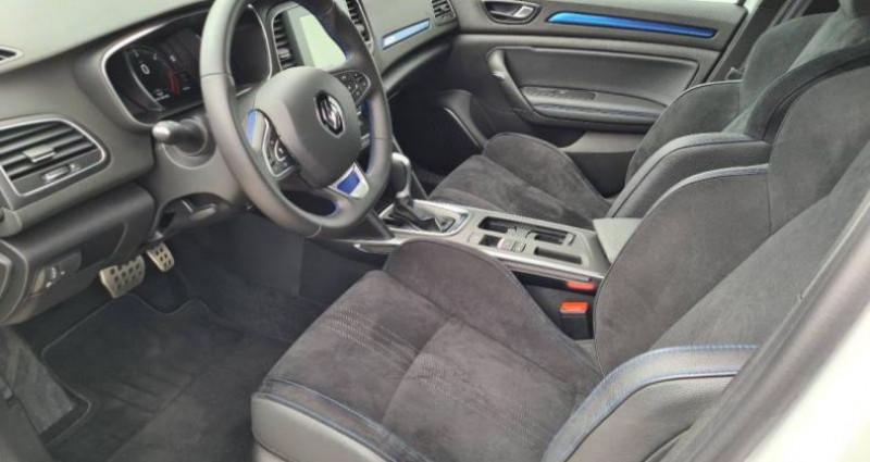 Renault Megane 1.7 Blue dCi 150ch GT-Line EDC Blanc occasion à AUBIERE - photo n°5