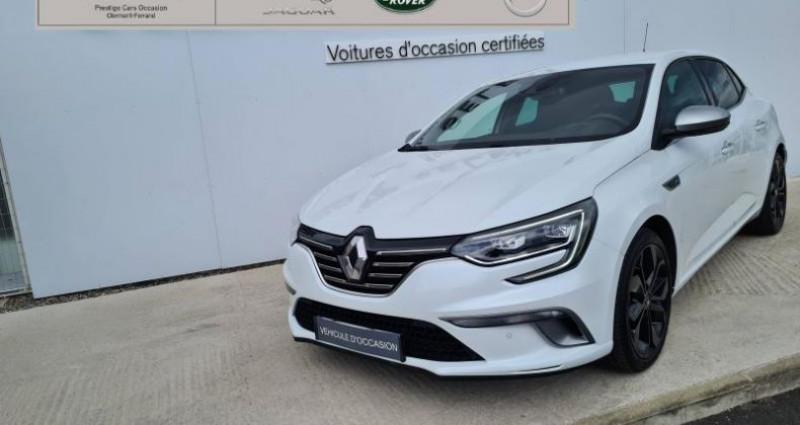 Renault Megane 1.7 Blue dCi 150ch GT-Line EDC Blanc occasion à AUBIERE