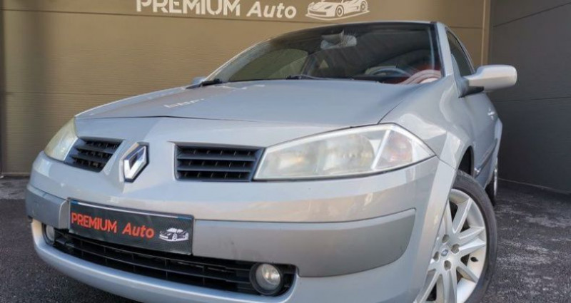 Renault Megane 1.9 dci 120 dynamique Beige occasion à Francin