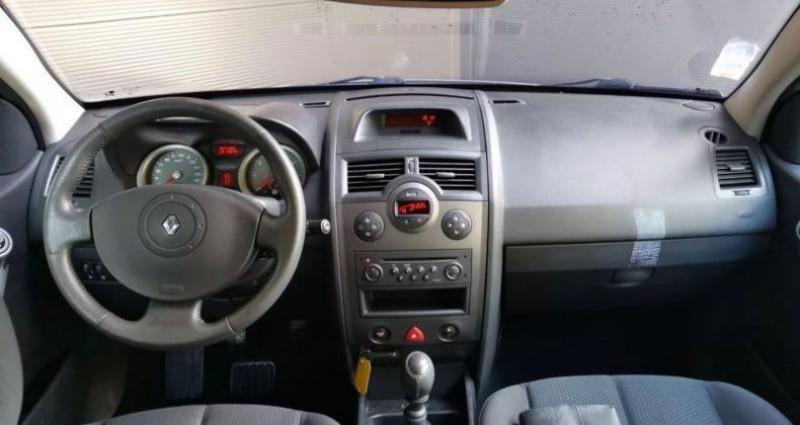 Renault Megane 1.9 dci 120 dynamique Beige occasion à Francin - photo n°5