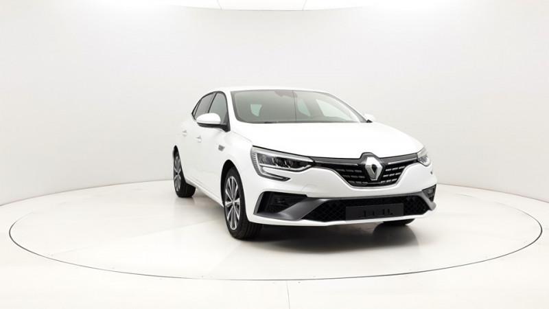 Renault Megane 5P 1.3 TCe 140ch Manuelle/6 Intens Blanc occasion à SAINT-GREGOIRE - photo n°10