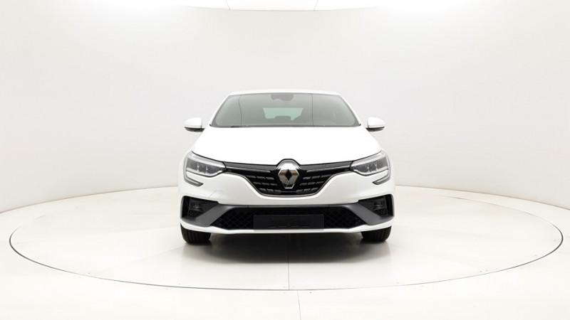 Renault Megane 5P 1.3 TCe 140ch Manuelle/6 Intens Blanc occasion à SAINT-GREGOIRE - photo n°11