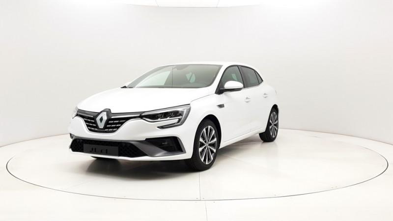 Renault Megane 5P 1.3 TCe 140ch Manuelle/6 Intens Blanc occasion à SAINT-GREGOIRE