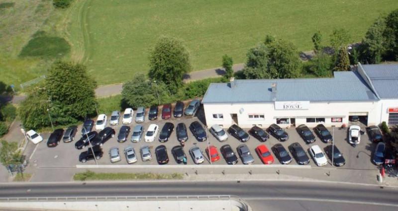 Renault Megane BUSINESS EDITION NAVI CAMERA PDC Blanc occasion à Bascharage - photo n°3