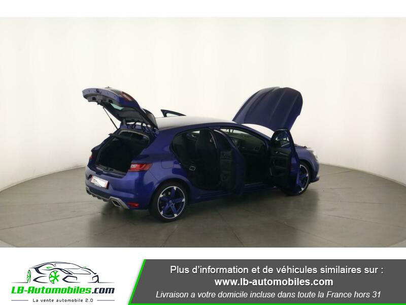 Renault Megane GT TCe 205ch Bleu occasion à Beaupuy - photo n°14