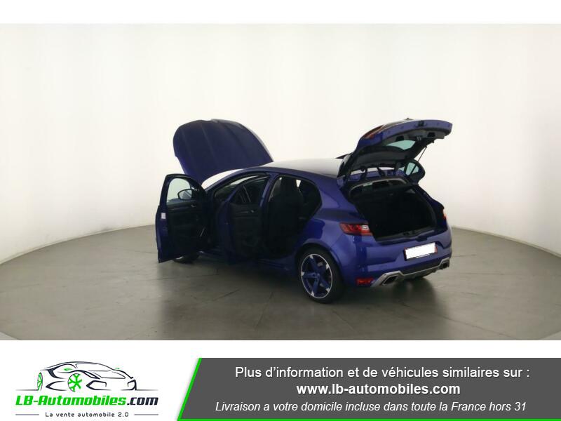 Renault Megane GT TCe 205ch Bleu occasion à Beaupuy - photo n°12