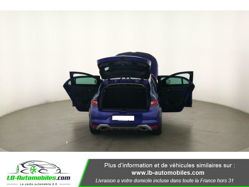Renault Megane GT TCe 205ch Bleu occasion à Beaupuy - photo n°13