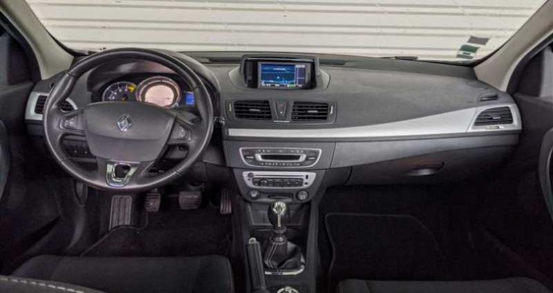 Renault Megane III 1.2 TCE 115 Energy Eco 2 Dynamique Gris occasion à SAINT FULGENT - photo n°4