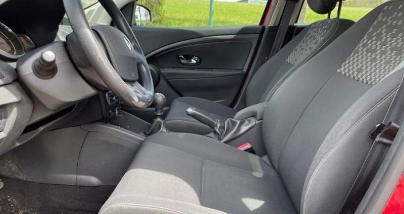 Renault Megane III PHASE 2 5P 1.5 DCI 110CH FAP S/S EXPRESSION + GPS Bordeaux occasion à ST BONNET LE FROID - photo n°7