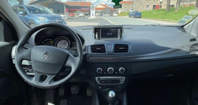 Renault Megane III PHASE 2 5P 1.5 DCI 110CH FAP S/S EXPRESSION + GPS Bordeaux occasion à ST BONNET LE FROID - photo n°6