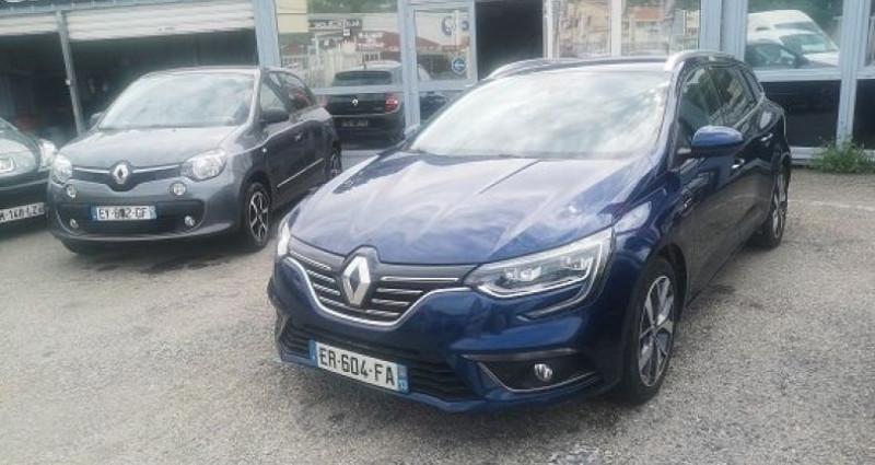 Renault Megane INTENS Bleu occasion à Les Pennes-Mirabeau - photo n°2