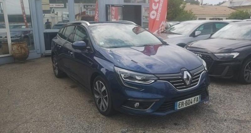 Renault Megane INTENS Bleu occasion à Les Pennes-Mirabeau