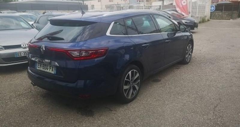 Renault Megane INTENS Bleu occasion à Les Pennes-Mirabeau - photo n°3