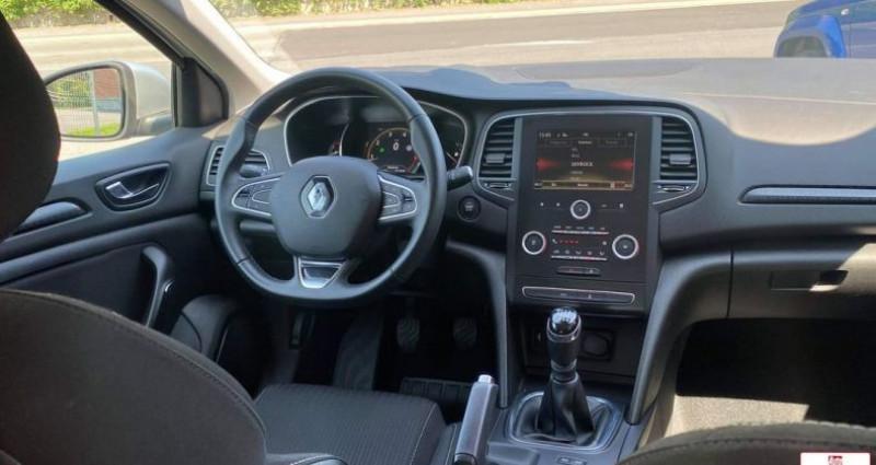 Renault Megane IV 1.2 TCe 130ch Zen / 39 800KMs Gris occasion à Bruay La Buissière - photo n°3