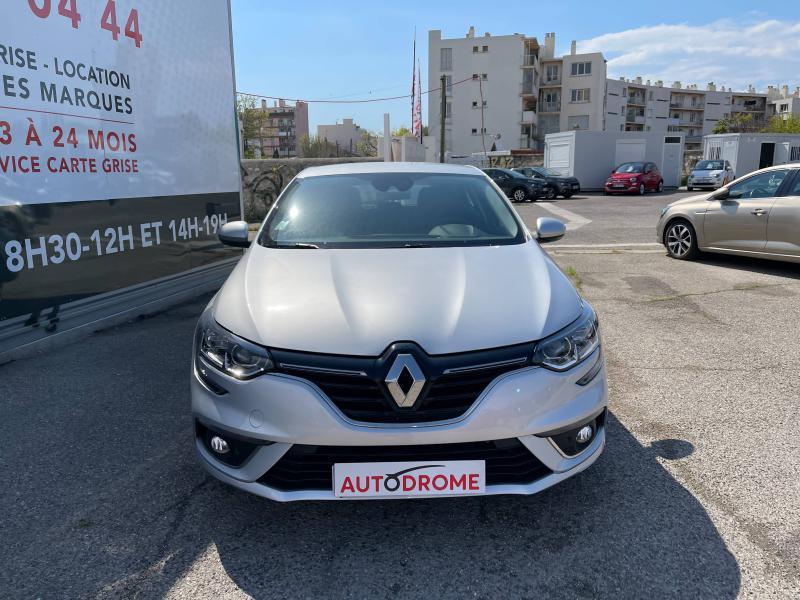 Renault Megane IV 1.5 Blue dCi 115ch Business (Megane 4) - 11 000 Kms Gris occasion à Marseille 10 - photo n°2