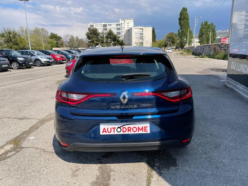 Renault Megane IV 1.5 Blue dCi 115ch Business (Megane 4) - 12 000 Kms Bleu occasion à Marseille 10 - photo n°7