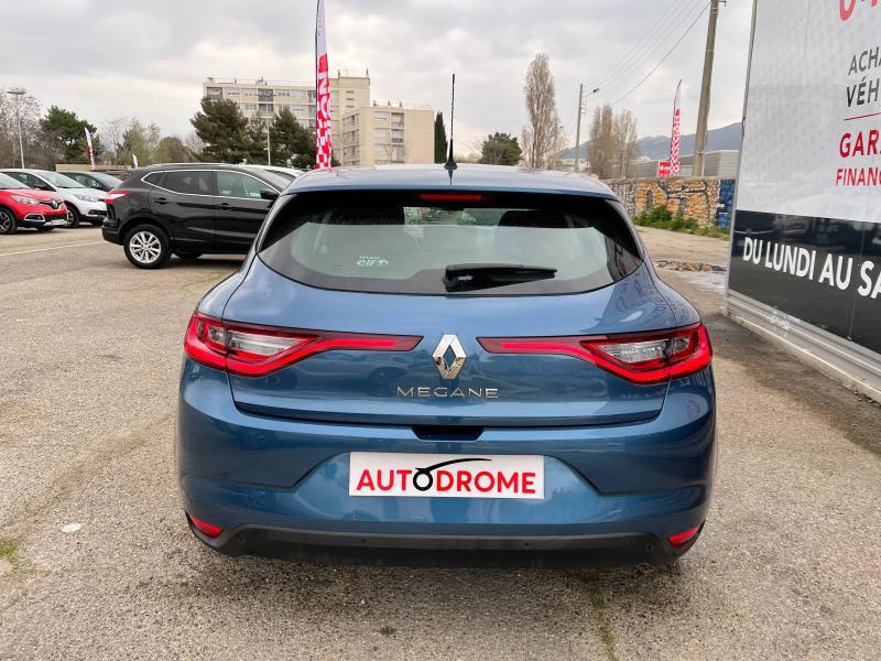 Renault Megane IV 1.5 dCi 110ch Business EDC (Megane 4) Bleu occasion à Marseille 10 - photo n°7