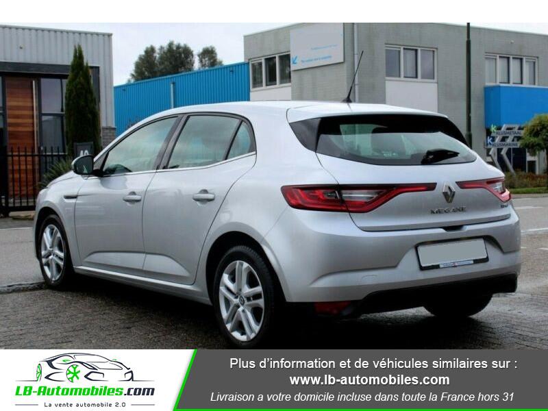 Renault Megane IV 1.5 DCI 110ch Argent occasion à Beaupuy - photo n°11