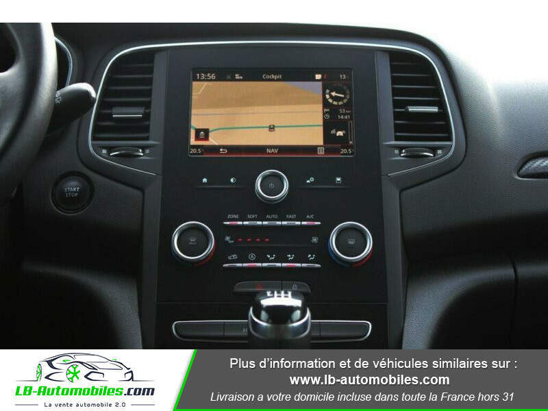Renault Megane IV 1.5 DCI 110ch Argent occasion à Beaupuy - photo n°7