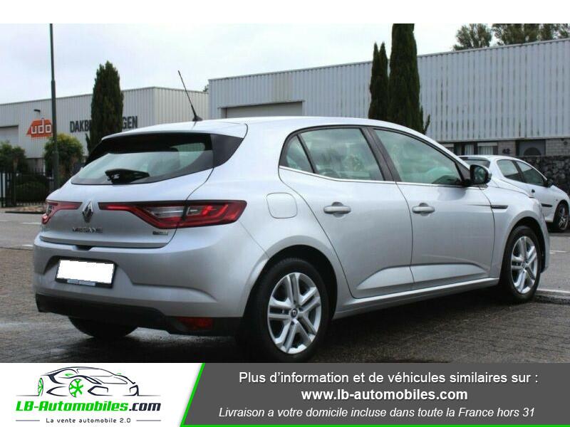 Renault Megane IV 1.5 DCI 110ch Argent occasion à Beaupuy - photo n°3