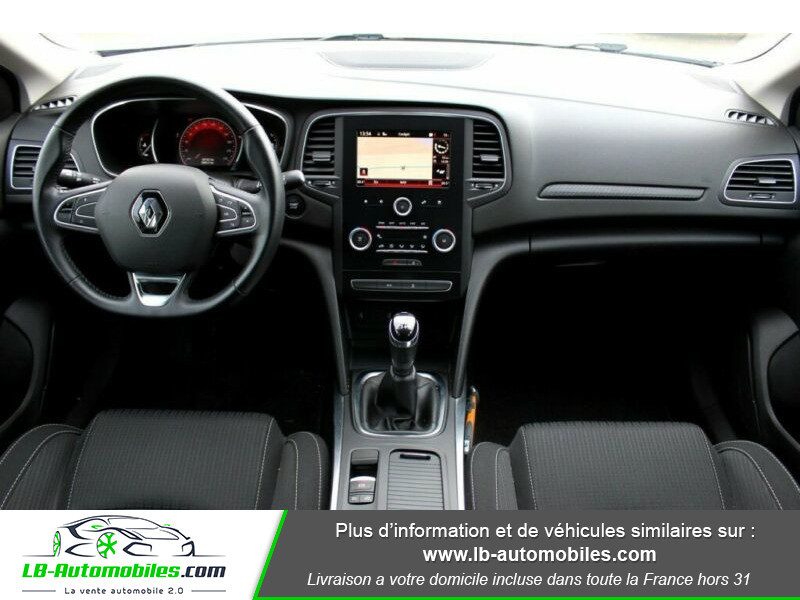 Renault Megane IV 1.5 DCI 110ch Argent occasion à Beaupuy - photo n°2