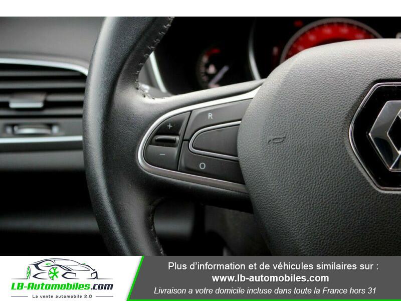 Renault Megane IV 1.5 DCI 110ch Argent occasion à Beaupuy - photo n°5