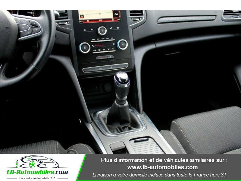Renault Megane IV 1.5 DCI 110ch Argent occasion à Beaupuy - photo n°8