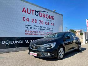 Renault Megane Noir, garage AUTODROME à Marseille 10