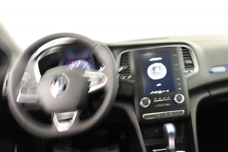 Renault Megane IV BERLINE Blue dCi 115 EDC - 20 Intens Gris occasion à Aubagne - photo n°4