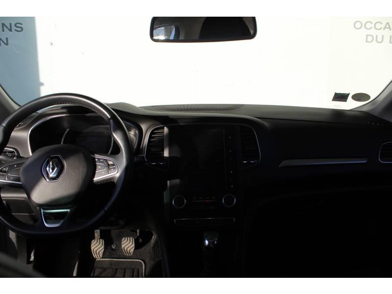 Renault Megane IV BERLINE Blue dCi 115 Intens Blanc occasion à Saint-Pierre-du-Mont - photo n°12