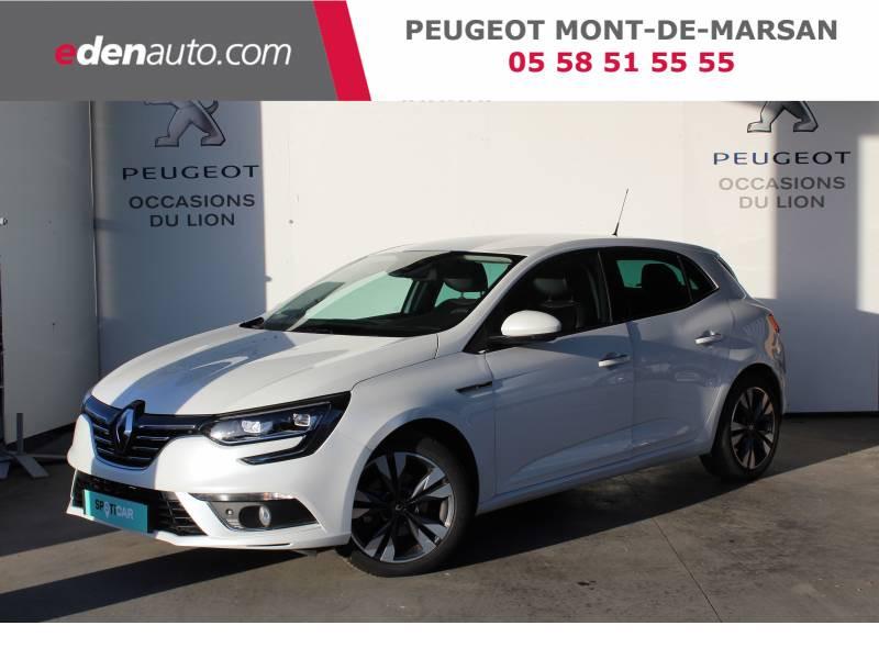 Renault Megane IV BERLINE Blue dCi 115 Intens Blanc occasion à Saint-Pierre-du-Mont
