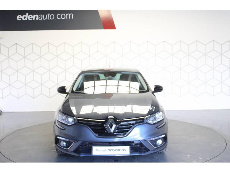 Renault Megane IV BERLINE Blue dCi 115 Limited Gris occasion à TARBES - photo n°2
