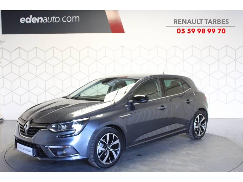Renault Megane IV BERLINE Blue dCi 115 Limited Gris occasion à TARBES