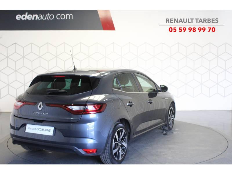 Renault Megane IV BERLINE Blue dCi 115 Limited Gris occasion à TARBES - photo n°5