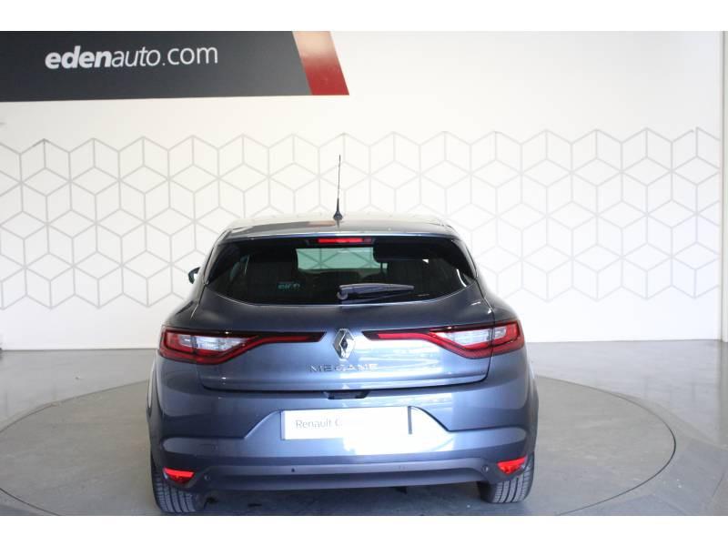 Renault Megane IV BERLINE Blue dCi 115 Limited Gris occasion à TARBES - photo n°4