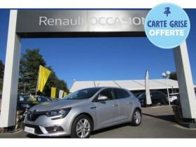 Renault Megane occasion à PLOERMEL