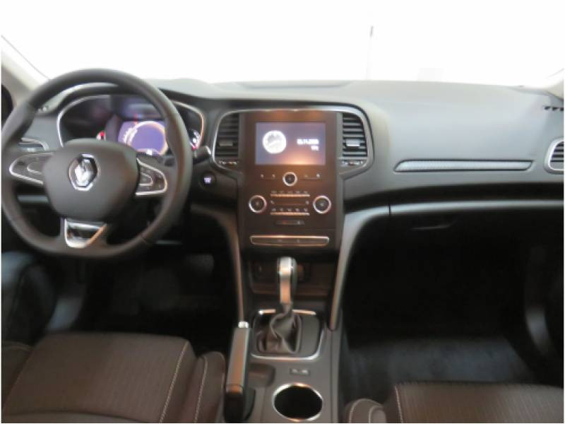 Renault Megane IV BERLINE BUSINESS Blue dCi 115 EDC Noir occasion à BAYONNE - photo n°4