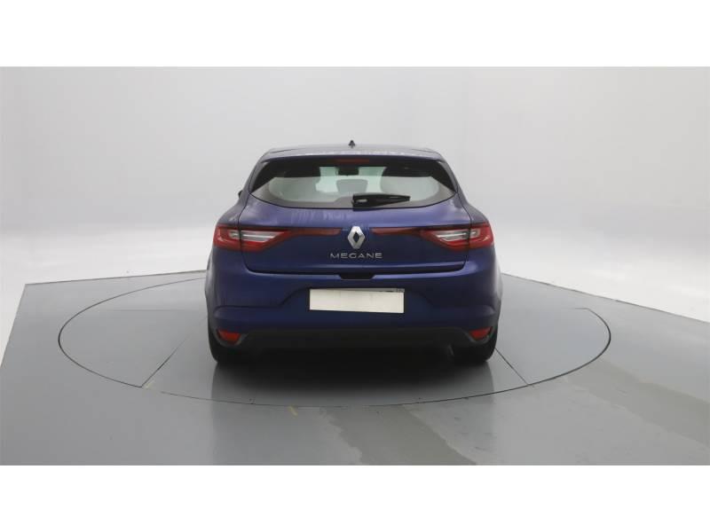 Renault Megane IV BERLINE BUSINESS Blue dCi 115 Bleu occasion à Oloron St Marie - photo n°4