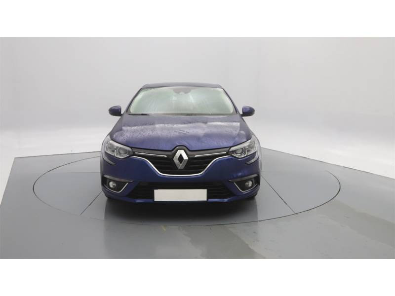 Renault Megane IV BERLINE BUSINESS Blue dCi 115 Bleu occasion à Oloron St Marie - photo n°2