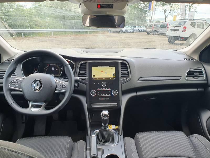 Renault Megane IV BERLINE BUSINESS Blue dCi 115 Blanc occasion à Moncassin - photo n°11